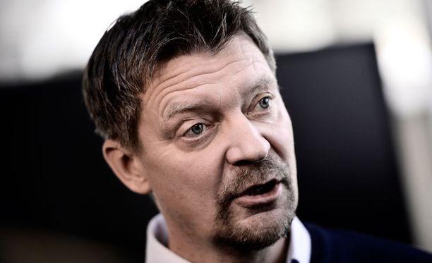 Jukka Jalonen nimesi miehistönsä.