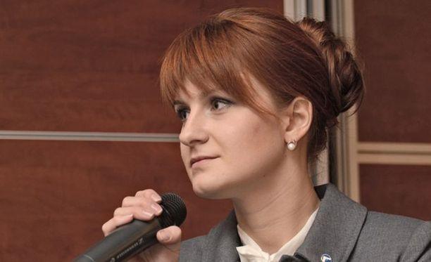 Maria Butina pidätettiin heinäkuun puolivälissä epäiltynä vakoilusta Venäjälle. Hänellä on tunnetusti läheiset suhteet asejärjestö NRA:han.