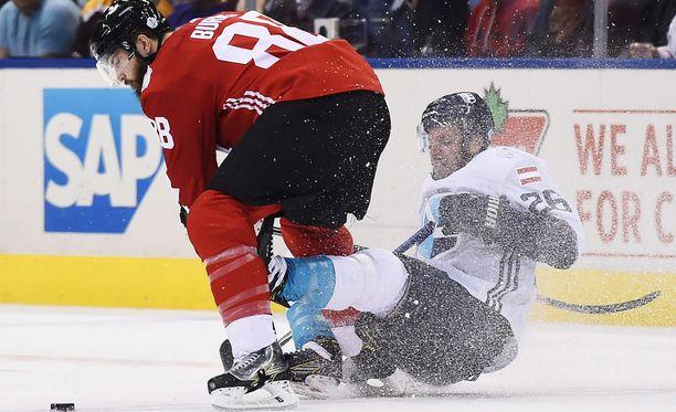 Kanada johtaa paras kolmesta -finaalisarjaa 1-0.