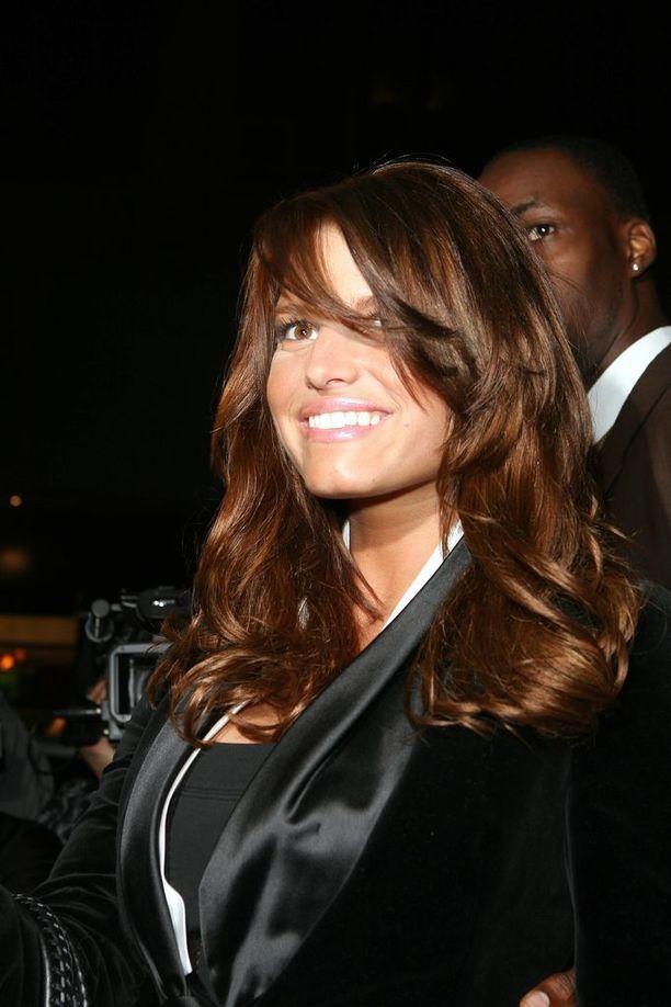 Juurikasvu vihjasi: Jessican luonnollinen väri on lähempänä ruskeaa.