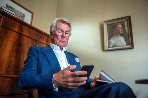 """Björn Wahlroos arvostelee Suomen talouspolitiikkaa totutun kovin sanankääntein. Wahlroosin mukaan """"yhä harvempi kapitalisti viihtyy tässä maassa""""."""
