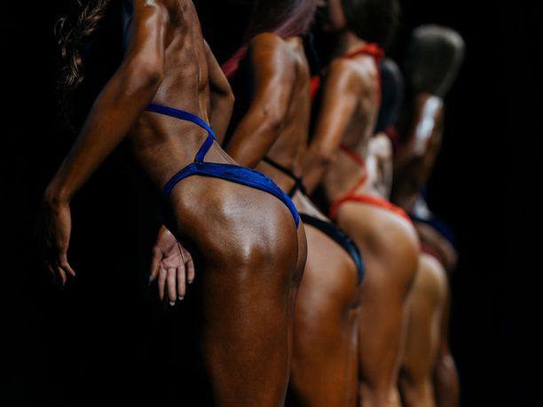 Bikini fitness -maailma sai suru-uutisen.
