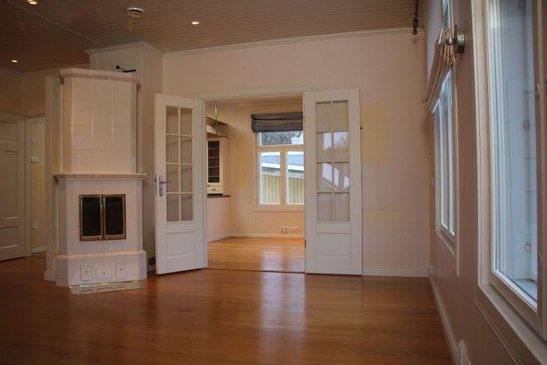 Aiempien jaksojen asuntoihin verrattuna tämä koti oli hyvin siisti.