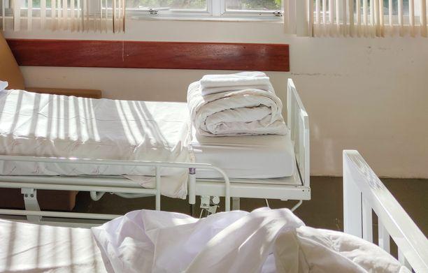 Syöpäsairas nainen oli sairastunut ensimmäisen kerran COVID-19-tautiin vuoden alussa, jolloin hän joutui sairaalahoitoon. Kuvituskuva.