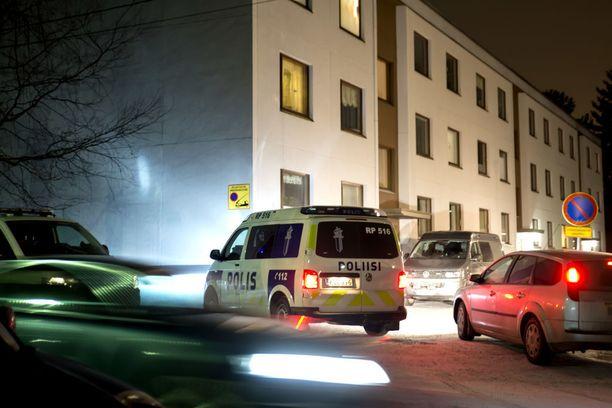 Henkirikos tapahtui Permon kaupunginosassa Pietarsaaressa.