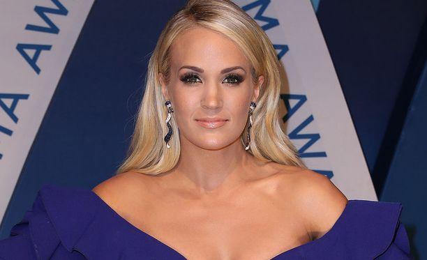 Carrie Underwood tuli tunnetuksi American Idol -laulukilpailun myötä.