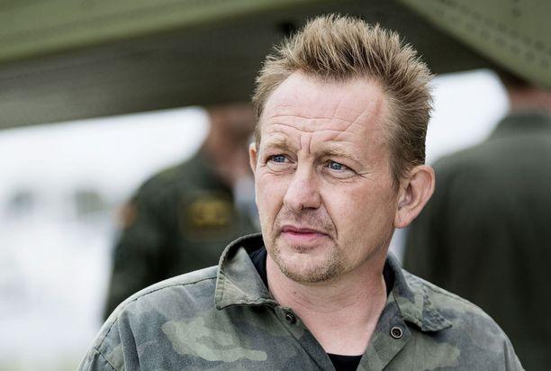Peter Madsen istuu elinkautista vankeustuomiota tanskalaisessa Herstedvesterin vankilassa.
