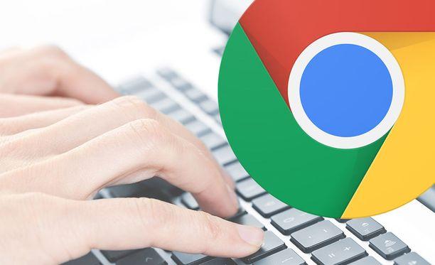 Chrome 64 -testiselaimella voit hallita sivustojen ääniä.