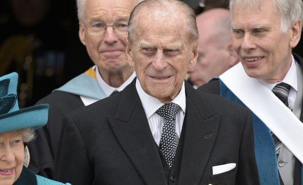 Tiedot prinssi Philipin kuolemasta ovat vääriä.