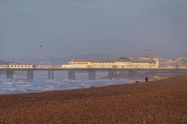 Henkirikos tapahtui Etelä-Englannin Brightonissa.