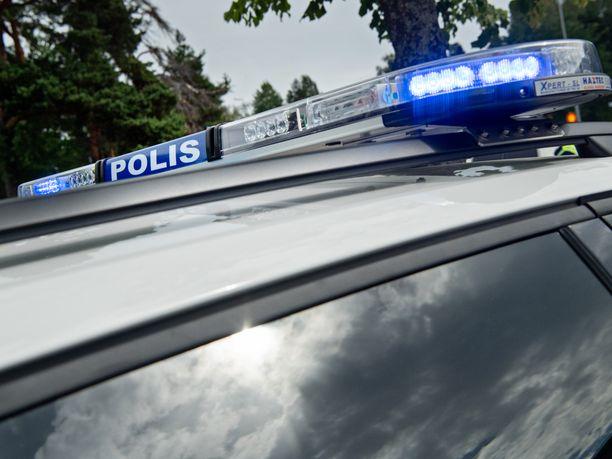 Poliisi uskoo asianomistajan loukkaantuneen tapahtuneen yhteydessä.
