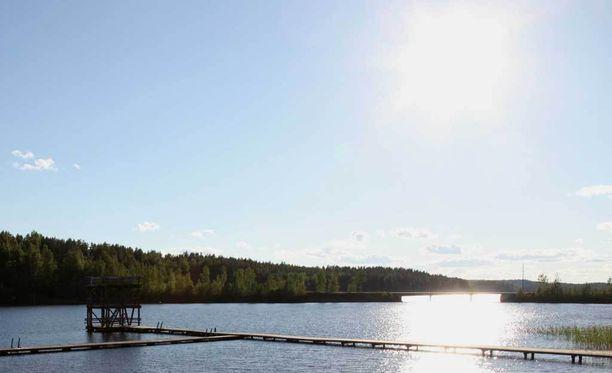 Auringon uv-säteily mitattiin tiistaina voimakkaaksi.
