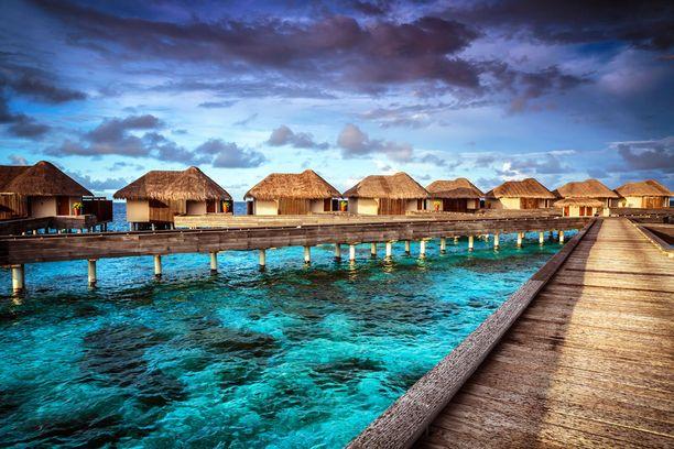 Ylellinen lomakohde Bora Boralla.