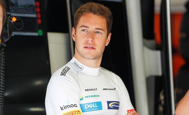Stoffel Vandoornen F1-uraa on jäljellä seitsemän osakilpailua.