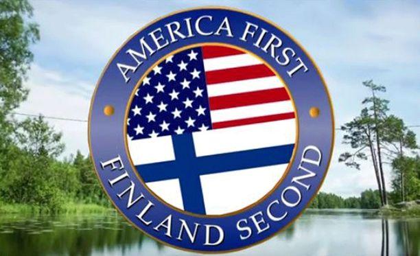 Satiirivideolla esitellään Suomen erinomaosuutta ja irvaillaan Trumpille.