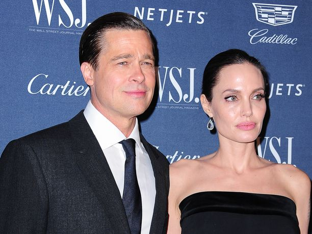 Brad Pitt haluaa tavata hänen ja Angelina Jolien lapsia säännöllisemmin.