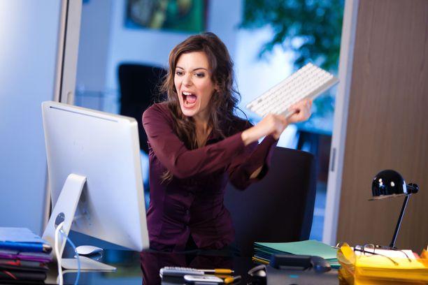 Vihamielinen työntekijä tekee tuhoa työyhteisössä.