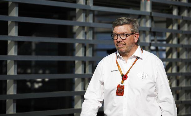 Ross Brawn haluaa lisää talleja mukaan F1-sirkukseen.
