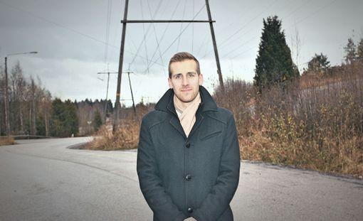 Jaakko Sahimaa valmistui psykologiksi. Hän valmistuu pian myös diplomi-insinööriksi.