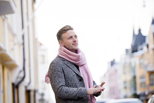 Reino Nordinista on tullut raitistumisen jälkeen entistä avoimempi ja puheliaampi.