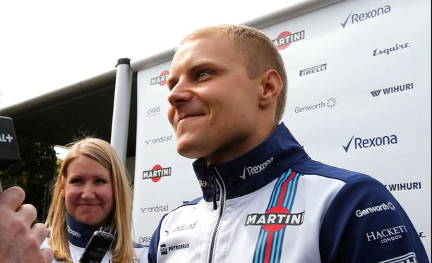 Valtteri Bottas oli tyytyväinen Williamsin kehitysversioon.