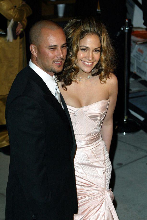 Chris Judd ja Jennifer Lopez