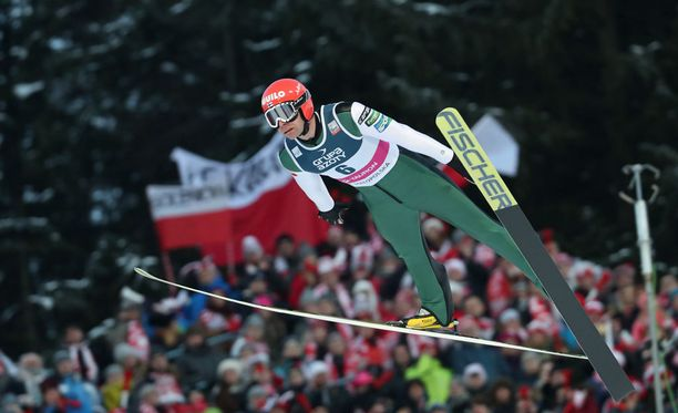 Janne Ahosen liito ei riittänyt kakkoskierrokselle.