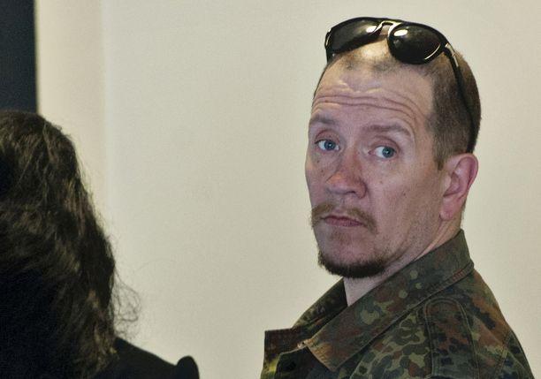 Nikita Bergenström on jatkanut rötöstelyään vapauduttuaan elinkautisesta vankilasta.