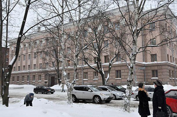 Iltalehti pääsi lukemaan vakoojalistoja Venäjän federaation turvallisuuspalvelun FSB:n talossa Petroskoissa.