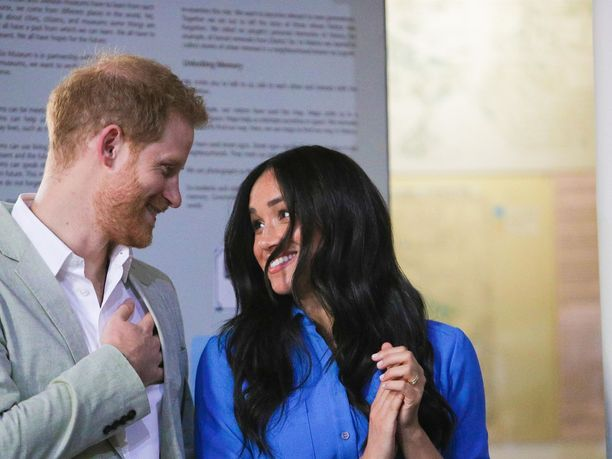 Prinssi Harry ja herttuatar Meghan pyrkivät antamaan toisilleen vain lahjoja, joilla on heille todellista merkitystä.
