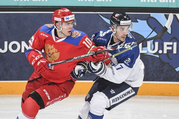 Peter Tiivolan Karjala-turnaus päättyi epäonnisesti.