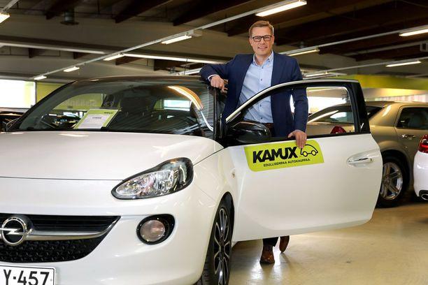 Toimitusjohtaja Juha Kalliokosken perustamalle Kamuxille kyyti Helsingin pörssissä on ollut kylmää.