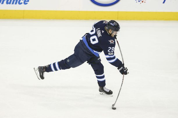 Patrik Laineen laukaus alkaa olla jo käsite NHL:n maalivahtien keskuudessa.