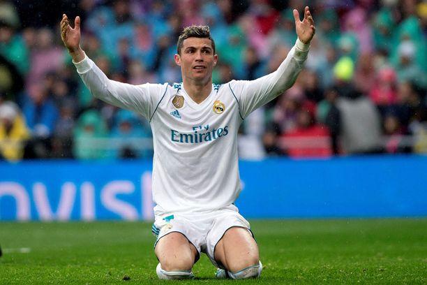 Cristiano Ronaldon maalivire kotoisessa liigassa on hänen tasolleen surkea.
