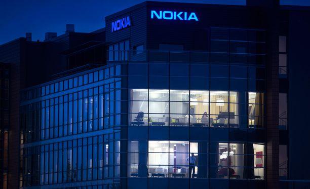 Nokian pääkonttori sijaitsee Karakalliossa.