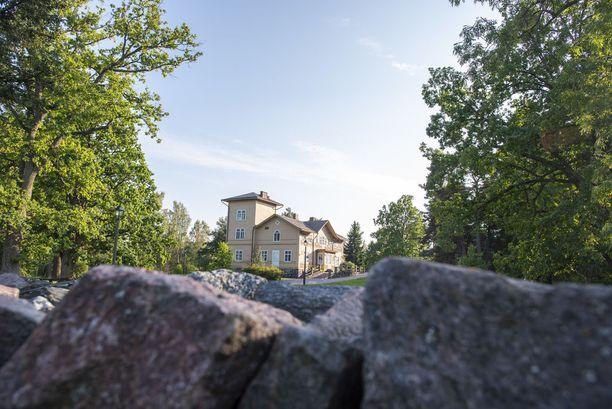 Nordsjön kartano ei ole ollut tavanomainen sukukartano, vaan omistajat ovat vaihtuneet usein.