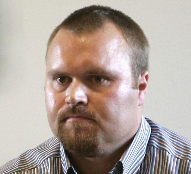 Ville Tiisanoja kärysi testosteronista 2006.
