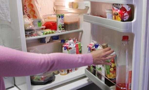 Jääkaapin voi saada huomattavasti halvemmalla virolaisesta verkkokaupasta. Kuvituskuva.