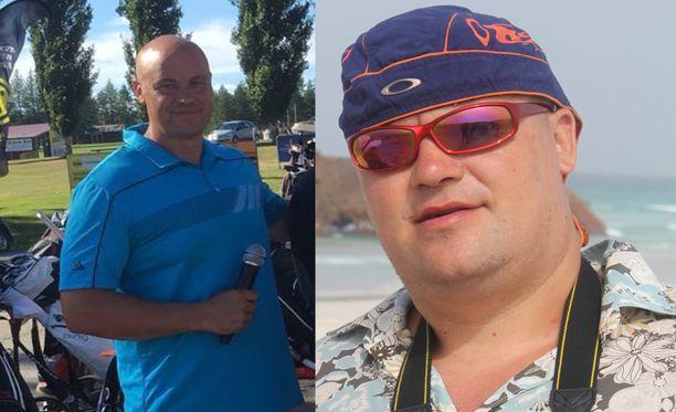 Jyrki Huttunen kertoo, että elämäntapamuutos on nostanut vireystilaa roimasti. - Liikkuminenkin on helpompaa, kun ei tarvitse ladata särkylääkkeitä koneeseen ylipainosta kipeytyneiden nivelien takia, Jyrki kertoo.