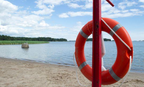 Viime kesänä Suomen vesistöihin hukkui reilusti enemmän ihmisiä kuin tänä vuonna.
