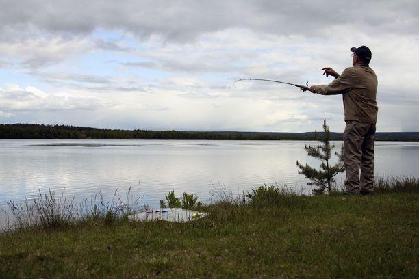 Lapin järviä uhkaa raju muutos saaliskannoissa.