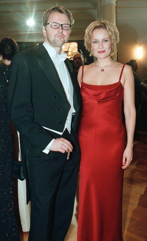 Korhola vuonna 2000.