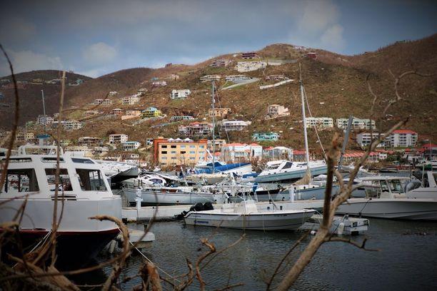 Veneily ja etenkin purjehduslomat ovat aina tuoneet suuren osan tuloista saarelle.