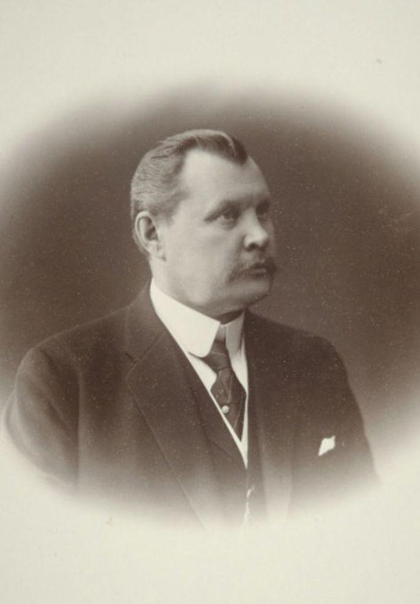 Maanviljelysneuvos Alfred Kordelin oli liikemies, kulttuurin ystävä ja mesenaatti.
