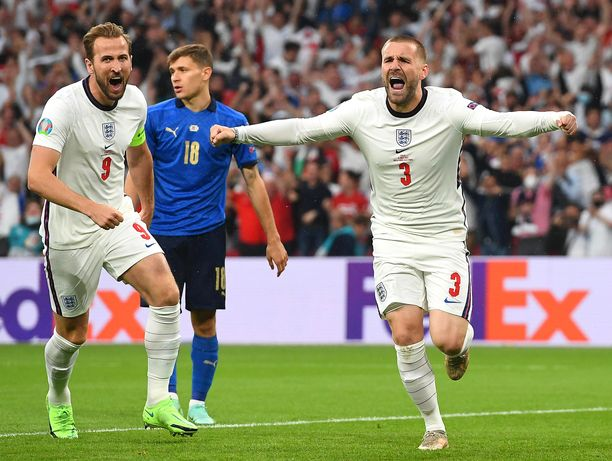 Englanti sai EM-finaaliin unelma-alun.