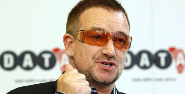 U2-yhtyeen keikkoja joudutaan perumaan, kunnes Bonon selkä on jälleen kunnossa.
