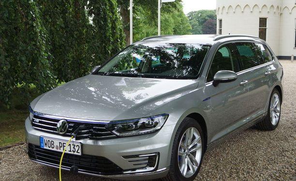 Salainen viesti ketjuvikojen korjaamisesta paljastui. Kuvan Volkswagen ei liity tapaukseen.