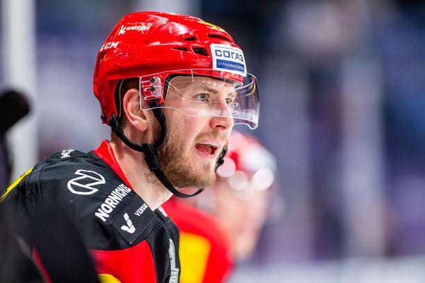 Peter Regin palaa Helsinkiin muutaman kuukauden tauon jälkeen.