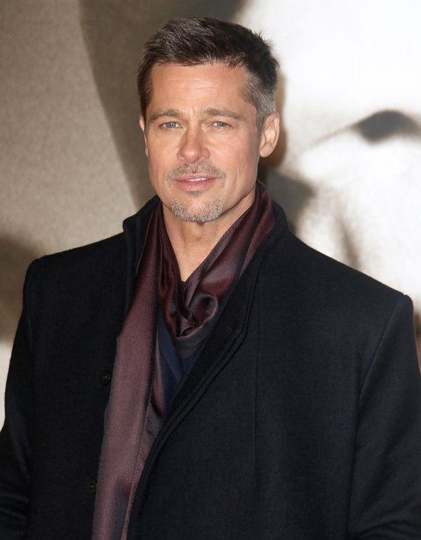 Brad Pitt on voittanut Oscarin elokuvasta 12 Years a slave.