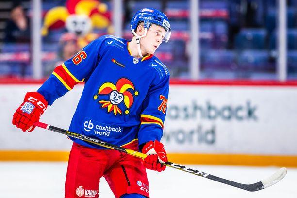 Kristian Vesalainen lähetti tuoreille maailmanmestareille onnitteluviestit Kanadaan.